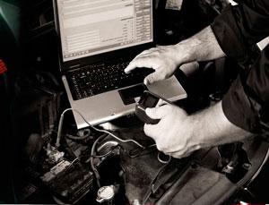 problemas na injeção eletrônica